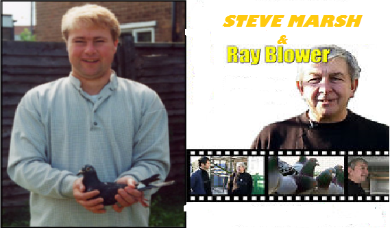 Steve Marsh and Ray Blower